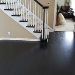 Ann Arbor Hardwood Floors True Black Stain