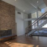 Ann Arbor Hardwood Floors Michigan Living Room Floor Dark Wood